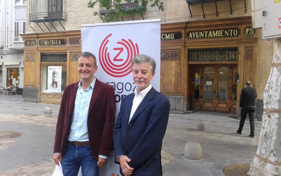Zaragoza en Común defiende un Pacto por la Cultura