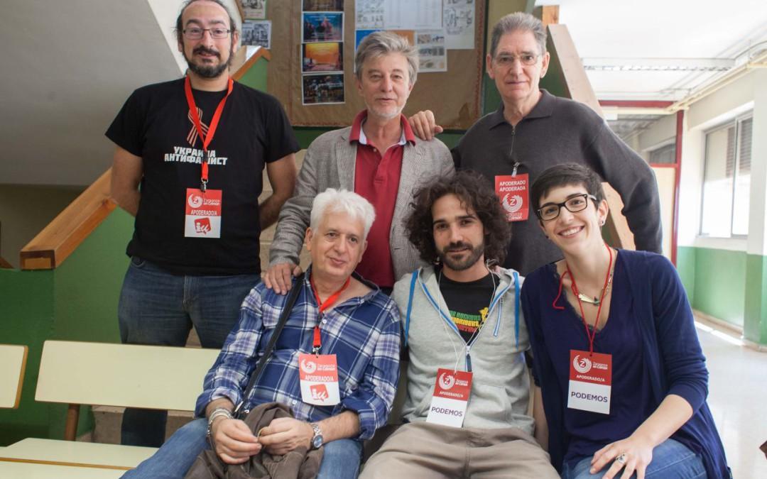 Denunciamos que los vocales de PP y PSOE informan sobre que Podemos e Izquierda Unida no se presentan a las elecciones para causar confusión entre los electores