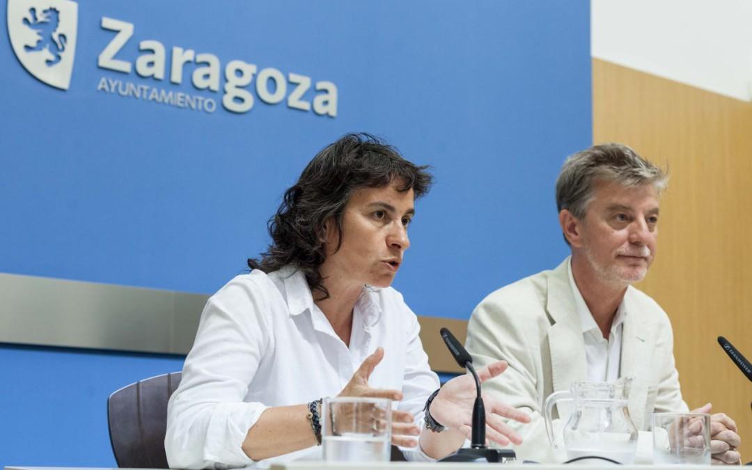 Trasladamos a PSOE y CHA un nuevo documento con sus propuestas integradas
