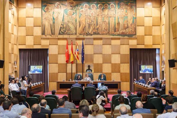 Aprobadas las dos mociones de Zaragoza en Común en el Pleno del Ayuntamiento
