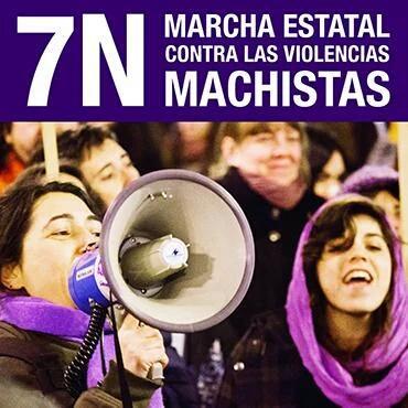 ZeC apoya la marcha estatal contra las violencias machistas