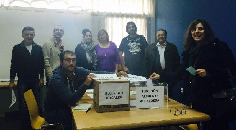 Casetas elige candidatura de ZeC para las elecciones de Barrios Rurales