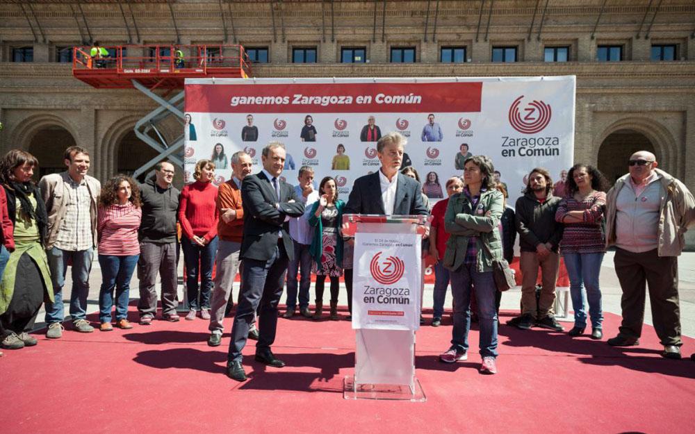 Aprobadas las donaciones de los concejales de ZeC