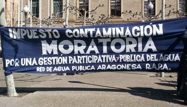 Zaragoza en Común solicita el apoyo de Podemos y Unidad Popular-IU en el Congreso de los Diputados contra el ICA