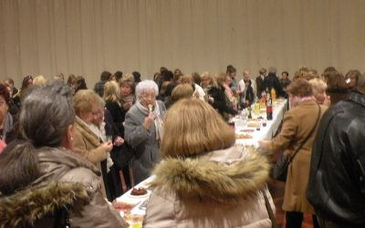 """25 Aniversario de la asociación de mujeres """"Bolandrinas"""""""