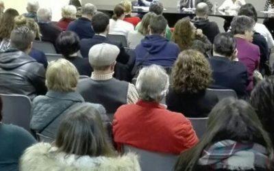 Pleno Junta Vecinal de Montañana del 21 de diciembre