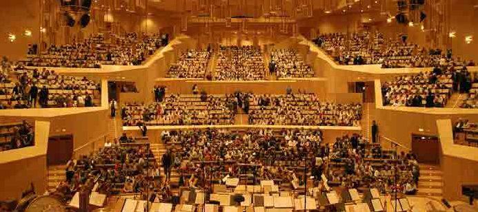 Residencias para orquestas y becas de formación de canto y piano en el Auditorio