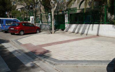 Mas urbanismo de las pequeñas cosas en el barrio