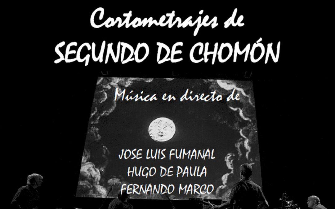 Torrero celebra Segundo de Chomón con un Cine-Concierto