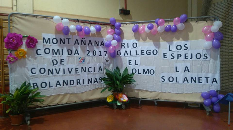 Éxito de participación en el encuentro de Asociaciones de Mujeres en Montañana