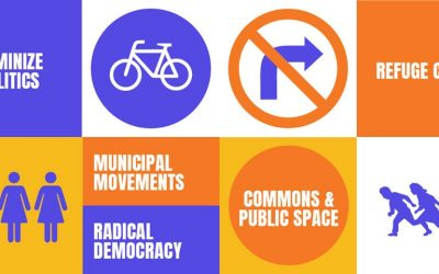 Participamos en el encuentro municipalista internacional Fearless Cities