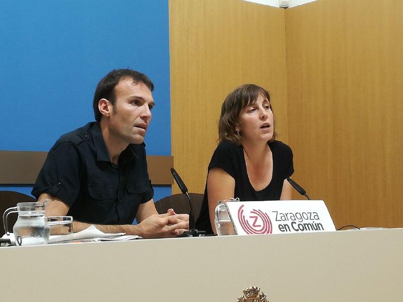 Llevamos al Pleno Municipal la gestión del agua y el decálogo para una nueva Ecociudad