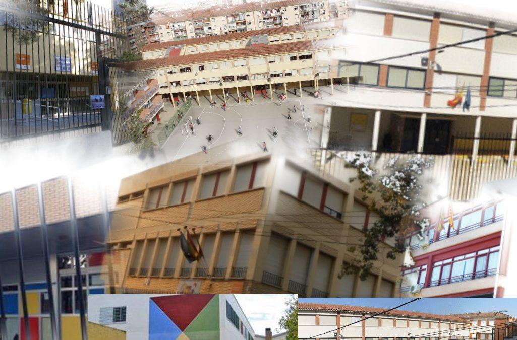 ZEC invierte 2 millones de euros en los colegios públicos de la ciudad