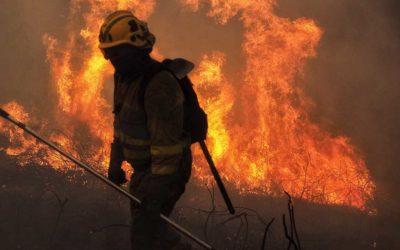 Presentamos una moción en apoyo y solidaridad con las personas afectadas por los incendios de Galicia, Asturias y León