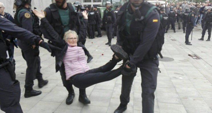 Ante la deriva represiva y autoritaria del gobierno del  PP