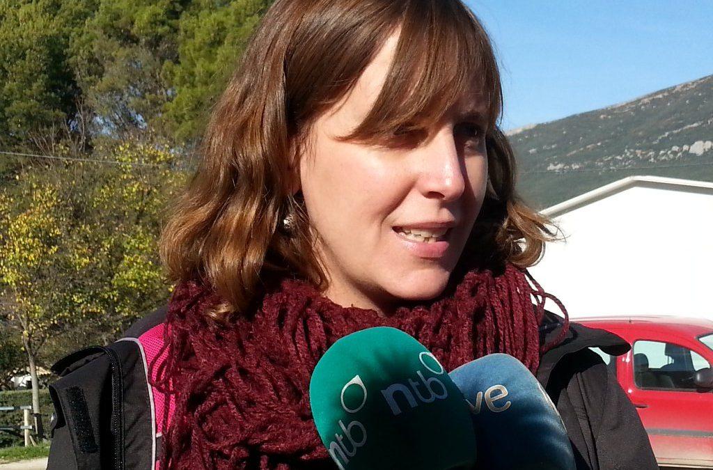 Teresa Artigas alerta que o Gubierno d'Espanya prepara una posible revisión d'o PHN que contempla trasvases entre cuencas