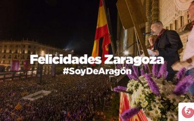 ¡Felices Fiestas, Zaragoza!
