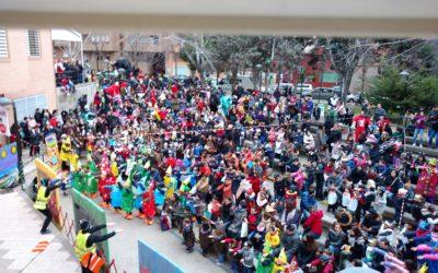 """Carnaval Torrero 2018 """"La diversidad de mi barrio"""""""