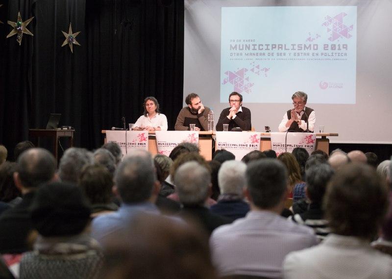 Municipalismo 2019: unatra manera d'estar en politica
