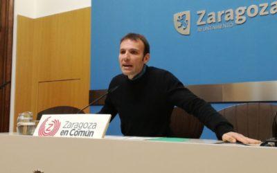 Archivada la querella interpuesta por el ex-gerente de Ecociudad contra los concejales y concejalas de Zaragoza en Común por prevaricación y mobbing