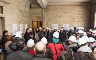El nuevo bloqueo del PSOE al proyecto de rehabilitación de Pontoneros es un golpe a las políticas de vivienda