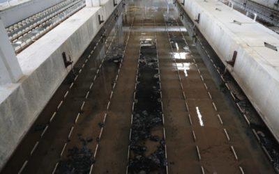 Denunciamos deficiencias muy graves en las instalaciones de la planta de depuración de La Cartuja