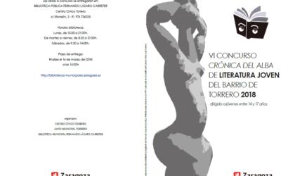Concursos literarios de la Semana de las letras de Torrero