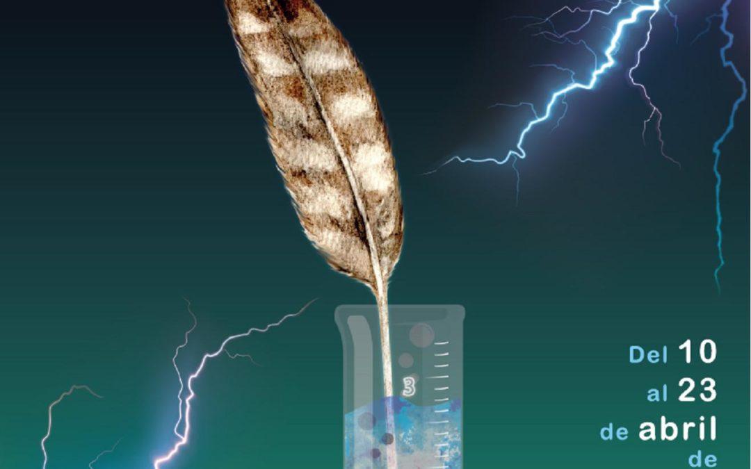 XV Semana de las Letras de Torrero «La Ciencia Toma la Palabra»
