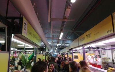 Abierto por obras el Mercado Provisional