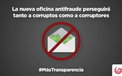 Avanzamos en la creación de la Oficina Municipal contra el Fraude y la Corrupción