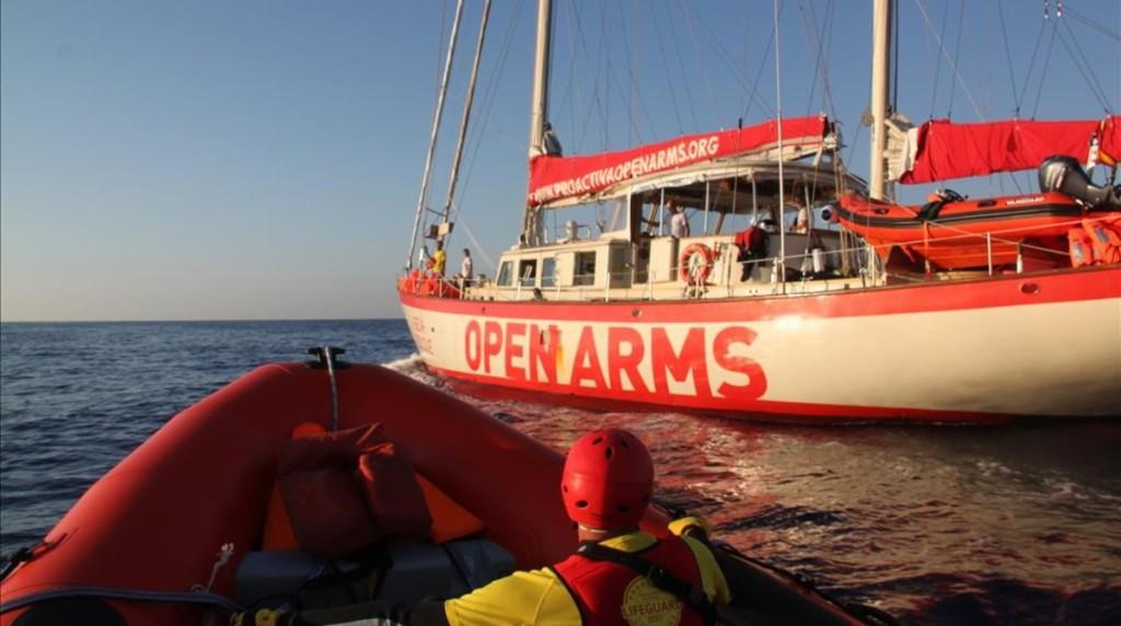 """Felicitamos a Proactiva Open Arms por el premio """"Estrella de Europa"""""""