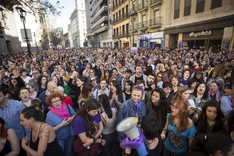 Comunicado del Grupo de Feminismos sobre la cultura de la violación