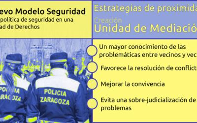Creamos la Unidad de Mediación de la Policía Local