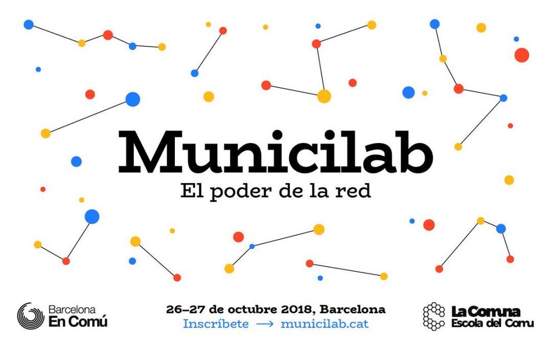 Participamos en el Municilab, encuentro de debate municipalista
