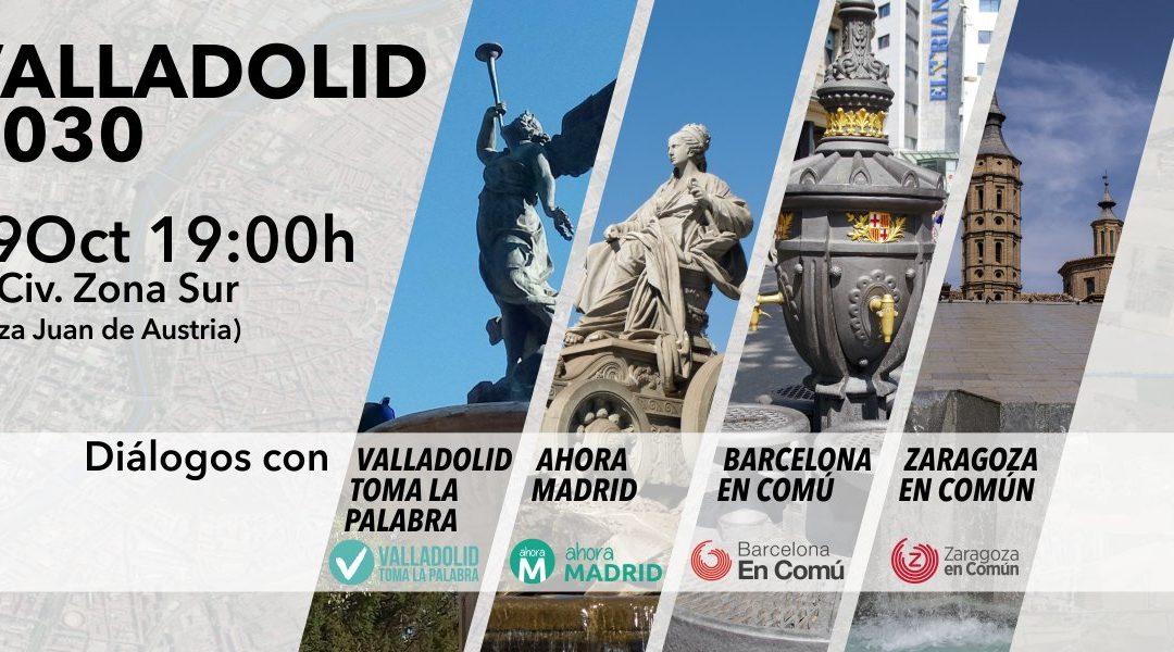 Asistimos el primer Foro «Valladolid2030»
