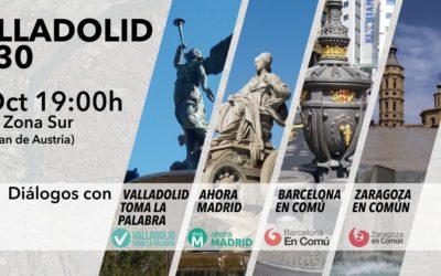 """Asistimos el primer Foro """"Valladolid2030"""""""
