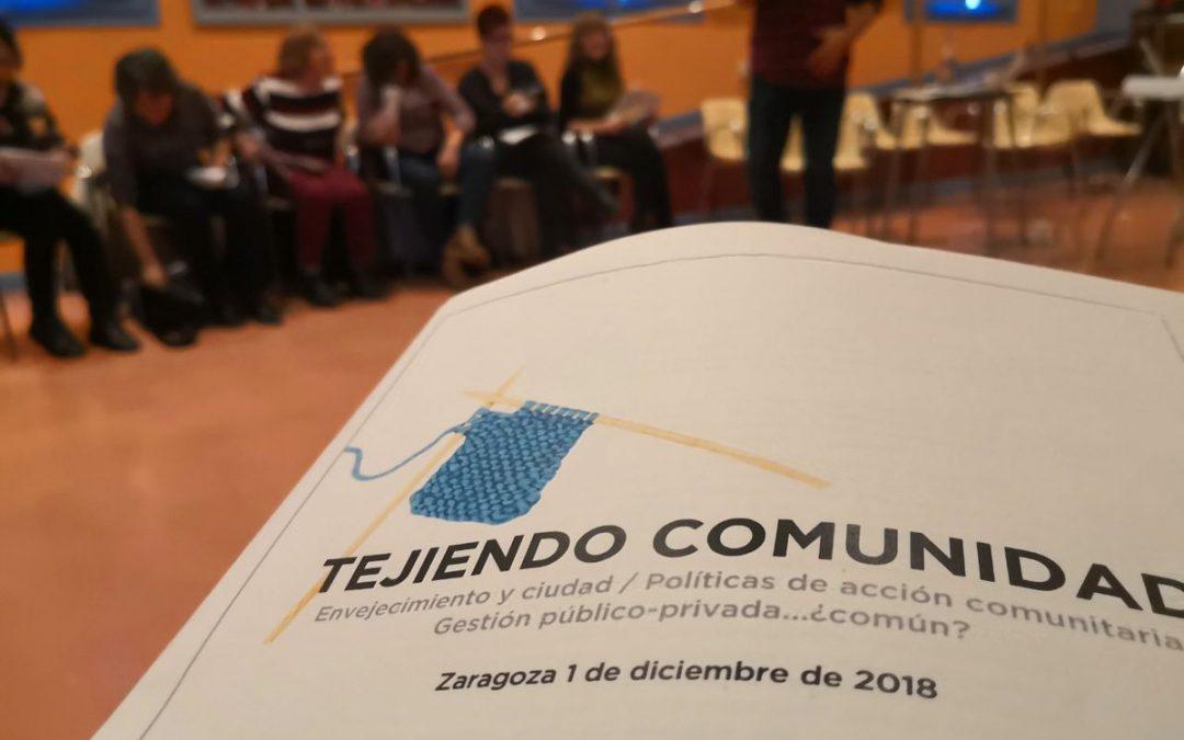 Celebramos el V Foro de Derechos Sociales «Tejiendo Comunidad»