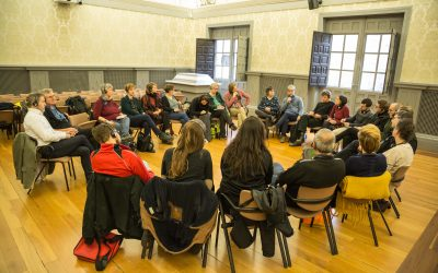 Representantes públicos de Berlín, Hamburgo y Leipzig visitan Zaragoza para conocer las políticas municipales de ZeC