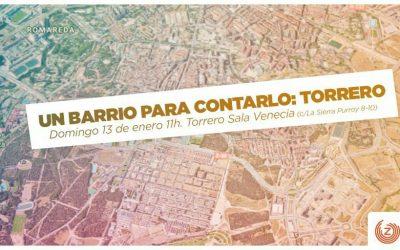 El domingo 13 de enero llevamos nuestra #Ruta19 a Torrero