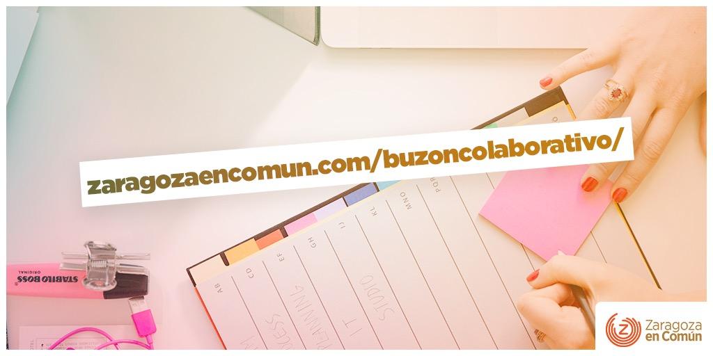 Participa en nuestro Buzón Colaborativo