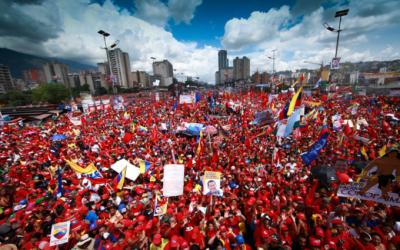 Comunicado: contra el golpe de estado en Venezuela, solidaridad con el pueblo venezolano