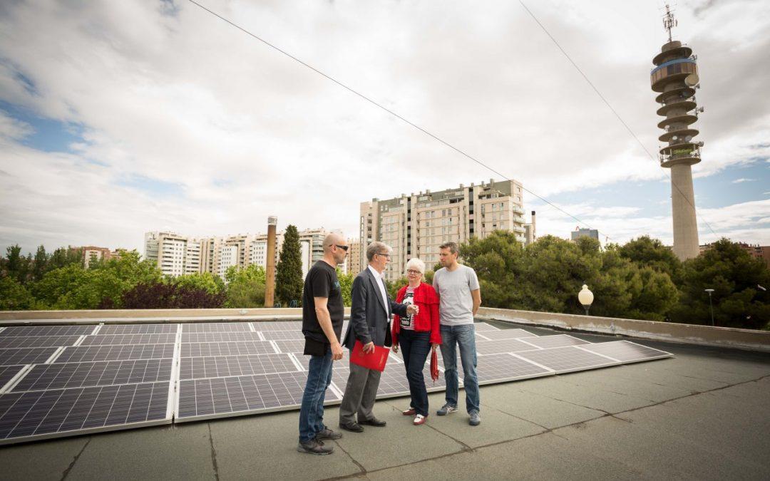Proponemos crear una empresa municipal para producir energías renovables