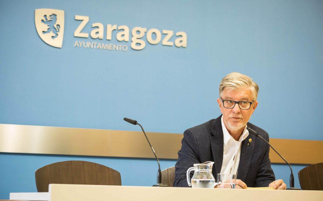 Zaragoza en Común alerta de que la ciudad  perderá en abril el servicio de bicicletas que da Mobike si no se elaboran los pliegos