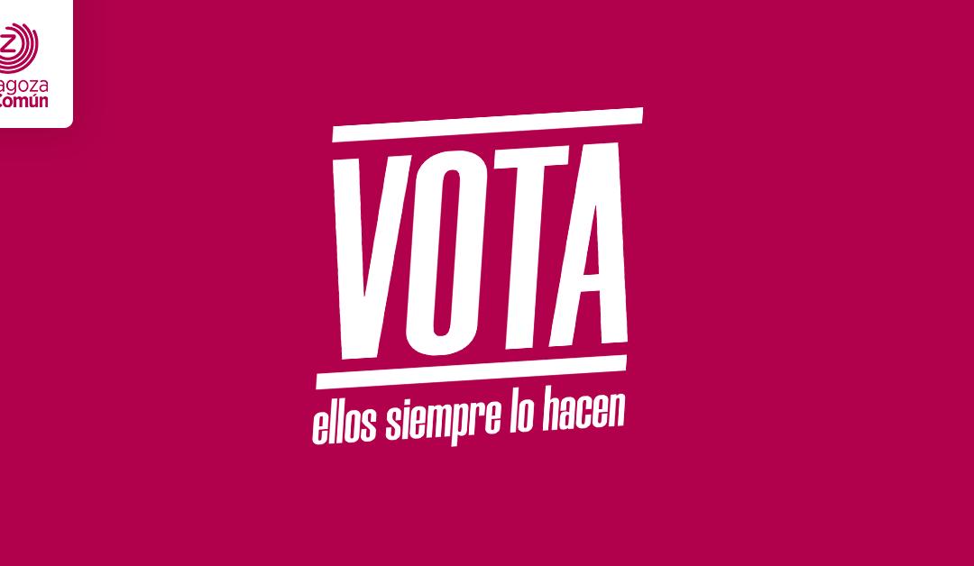Este 10 de Noviembre: VOTA
