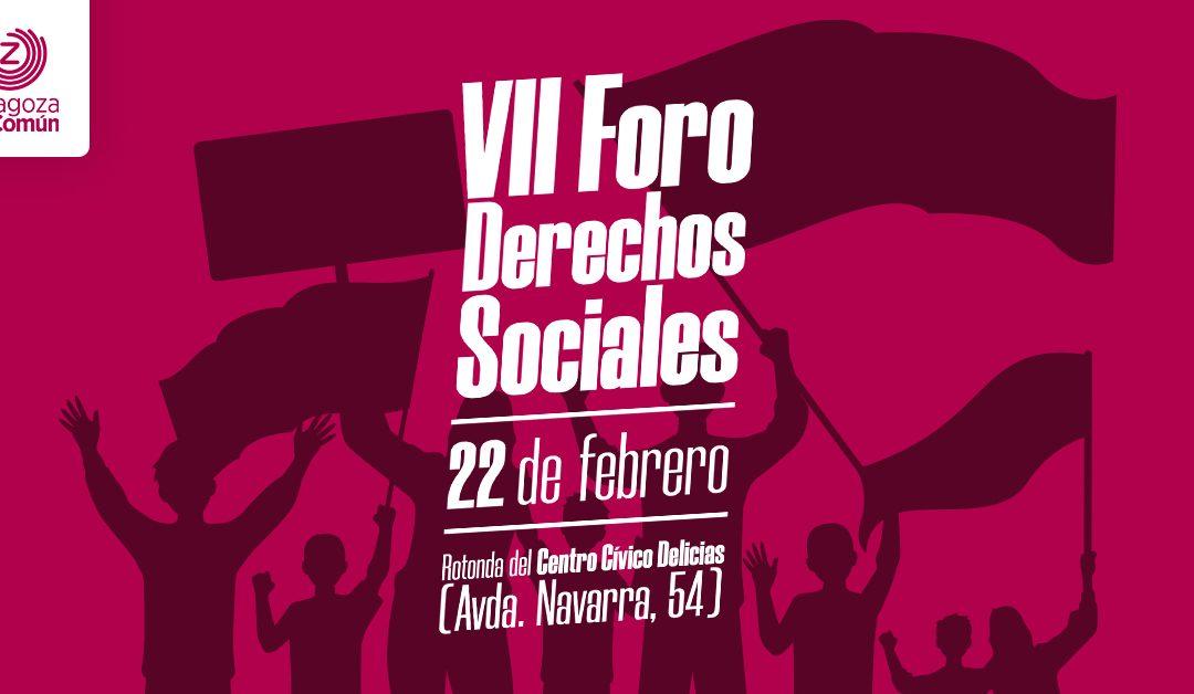 VII Foro de Derechos Sociales